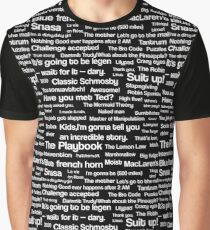 Incredible story Graphic T-Shirt