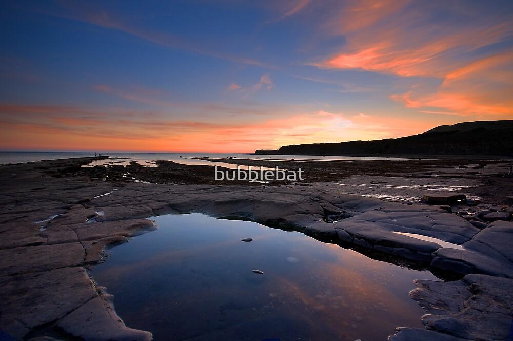 Kimmeridge Bay 3 by bubblebat