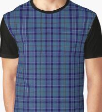 Banff and Buchan District Tartan  Graphic T-Shirt