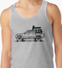 3rd Gen Tacoma TRD Tank Top