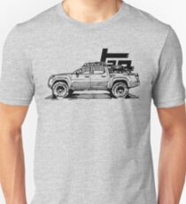 3rd Gen Tacoma TRD Unisex T-Shirt