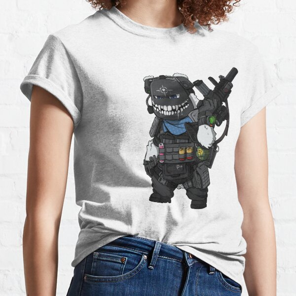 Private Cuddle Contractor Classic T-Shirt