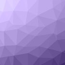 Ultra violet purple geometric mesh by PLdesign