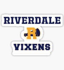 Riverdale - Vixens uniform Sticker