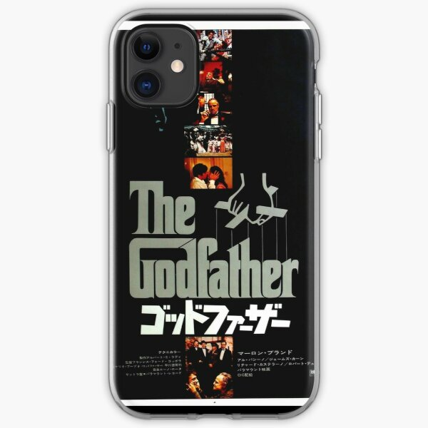The Godfather iPhone Soft Case
