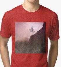 Pink Fog Tri-blend T-Shirt