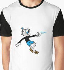 Cuphead- Mugman Graphic T-Shirt