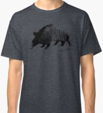 Armadillo on a Pillow Classic T-Shirt