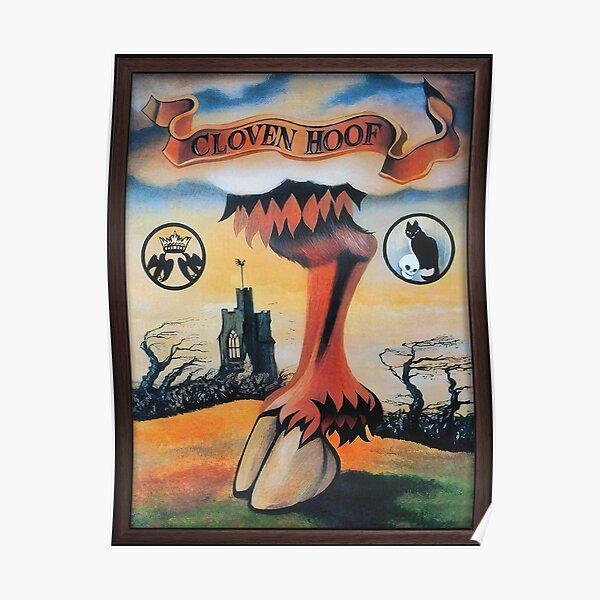 CLOVEN HOOF Poster