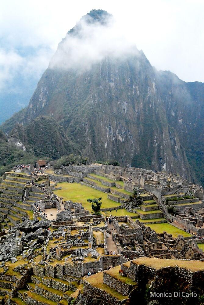 Machu Pichu, Peru by Monica Di Carlo