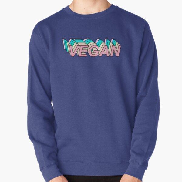Vegan & proud Pullover Sweatshirt