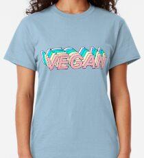 Vegan & proud Classic T-Shirt