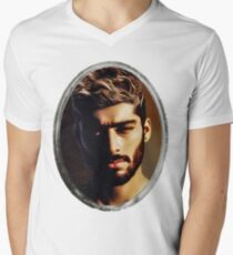 Z. Malik Men's V-Neck T-Shirt