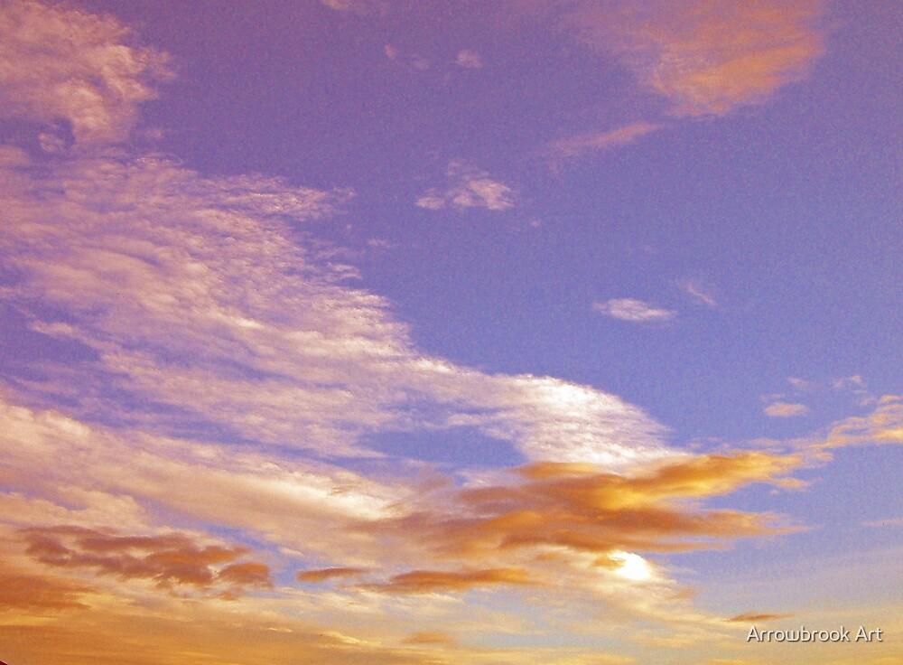 Rangiora Skies by John Brotheridge