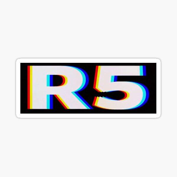 R5 Pegatina