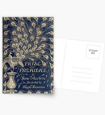 Pride and Prejudice old cover [Click to see other items with this design] Postcards