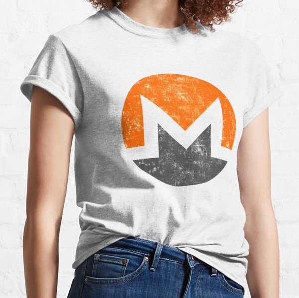 Vintage Monero Cryptocurrency Classic T-Shirt