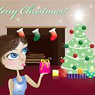 Christmas Card by Shannon Kennedy