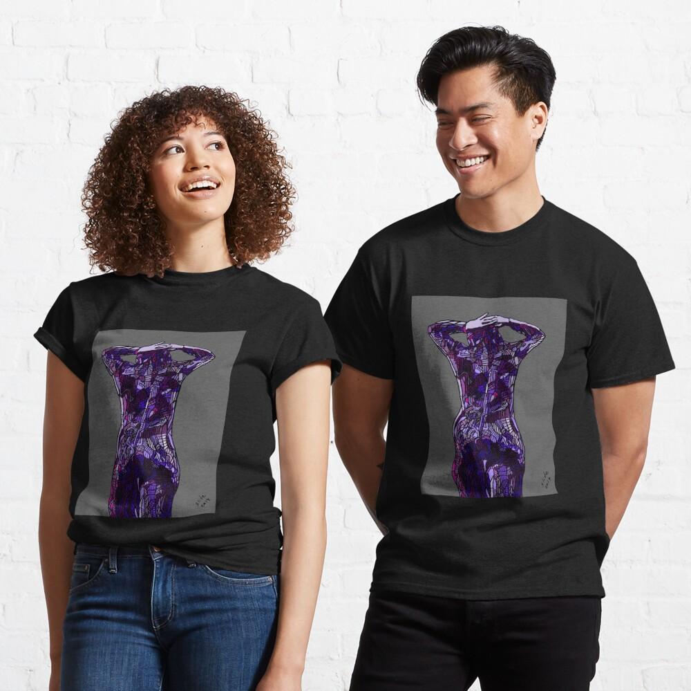 Purple Latex, 2014 Classic T-Shirt