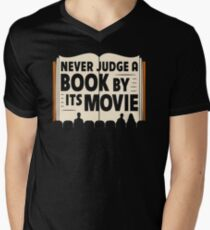 RETRO YY700 Never Judge A Book By Its Movie Best Product T-Shirt