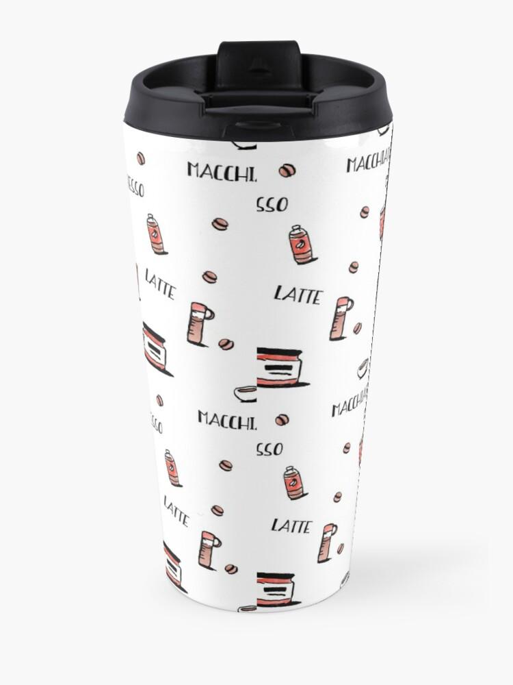 Alternate view of Coffee Containment Travel Mug