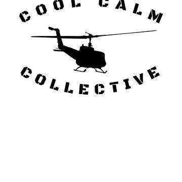 Cool Calm Collective Helicopter Pilot by randallan