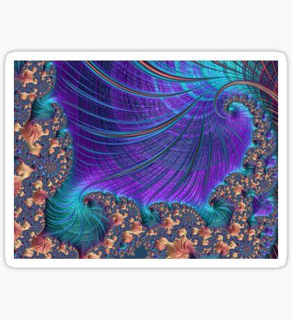 Rolling Sea Sticker