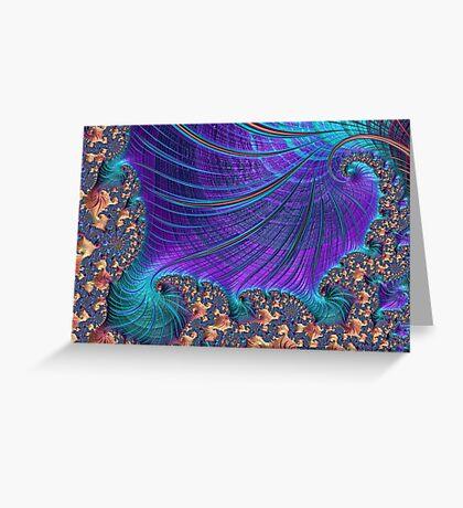 Rolling Sea Greeting Card