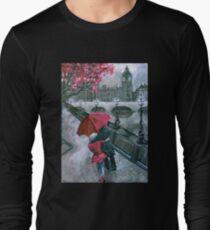 Fall in Love in London T-Shirt