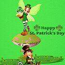 Happy St.Patricks Day! by Ana Belaj