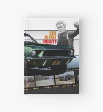 Steve McQueen Bullitt 1968 Ford Mustang Hardcover Journal