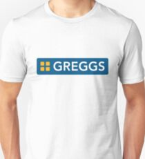 Camiseta unisex Logotipo de Greggs