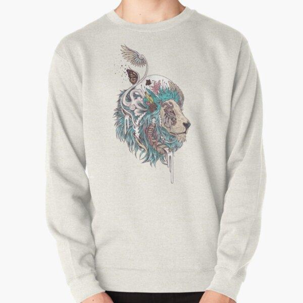 Unbound Autonomy (Blue) Pullover Sweatshirt