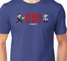 Never Go Back Unisex T-Shirt