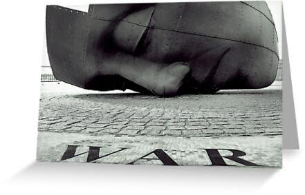 War victim by Carlos Neto