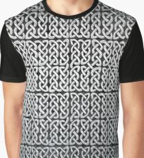 Knotwork Graphic T-Shirt