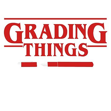 GRADING THINGS by drakouv
