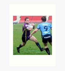 Gateshead Thunder 2008 - Jason Payne Art Print