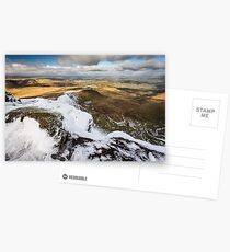 Brecon Beacons Wales Postcards