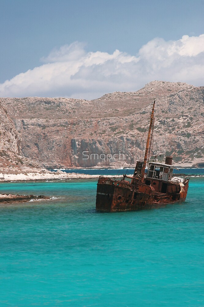 Shipwrecked by Smooch