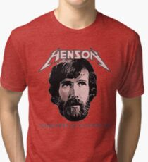 Henson master of puppets  Tri-blend T-Shirt