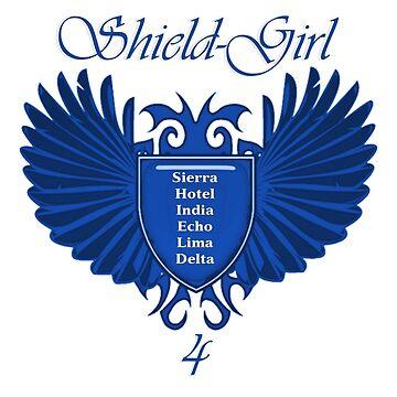 ShieldGirl4Life by WhisperSDI