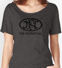 NICE T-SHIRT Fnh Fn Herstal Fabrique Nationale Mag Best Product Women's Relaxed Fit T-Shirt