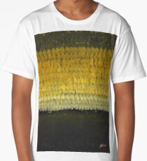 Southern Lights original painting Long T-Shirt