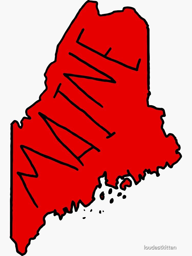 Maine von loudestkitten