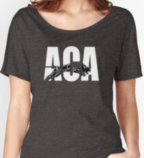 TOP SELLER Aca Panthers High School Best Trending Women's Relaxed Fit T-Shirt