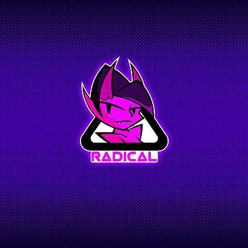 Radical Reggie by RebelTaxi