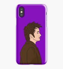 DAVID TENANT iPhone Case/Skin