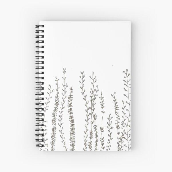 plants Spiral Notebook