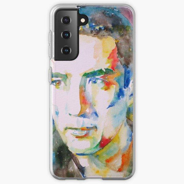 YUKIO MISHIMA Samsung Galaxy Soft Case